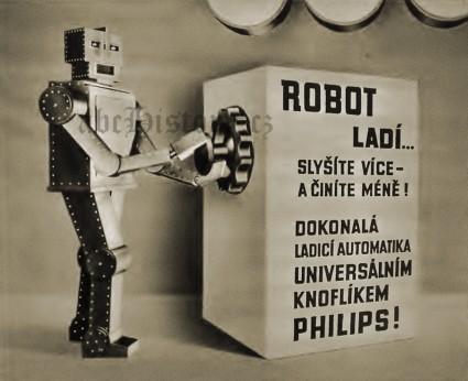 Image result for capek robot