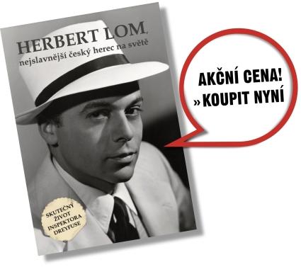 Herbert Lom - Dr. Guillotin: B�d�n� excentrick�ho v�dce, kter� p�edb�hl svou dobu