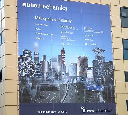 logo veletrhu Automechanika